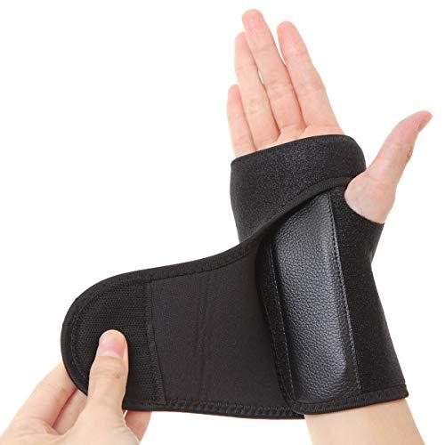 手首サポーター 手首 手首用 手首の固定 リストラップ 腱鞘炎 手根管症候群 保護 フリーサイズ 男女兼用 左右別 BEST FITTING