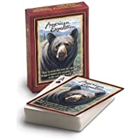 American Expedition Playing Cards–ブラックBear