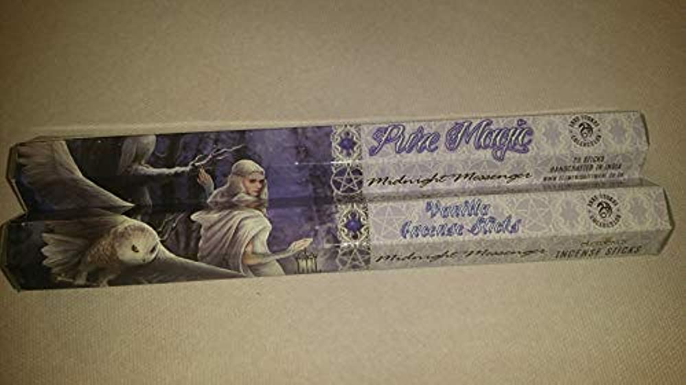 Pack Of 6 Midnight Messenger Incense Sticks By Anne Stokes