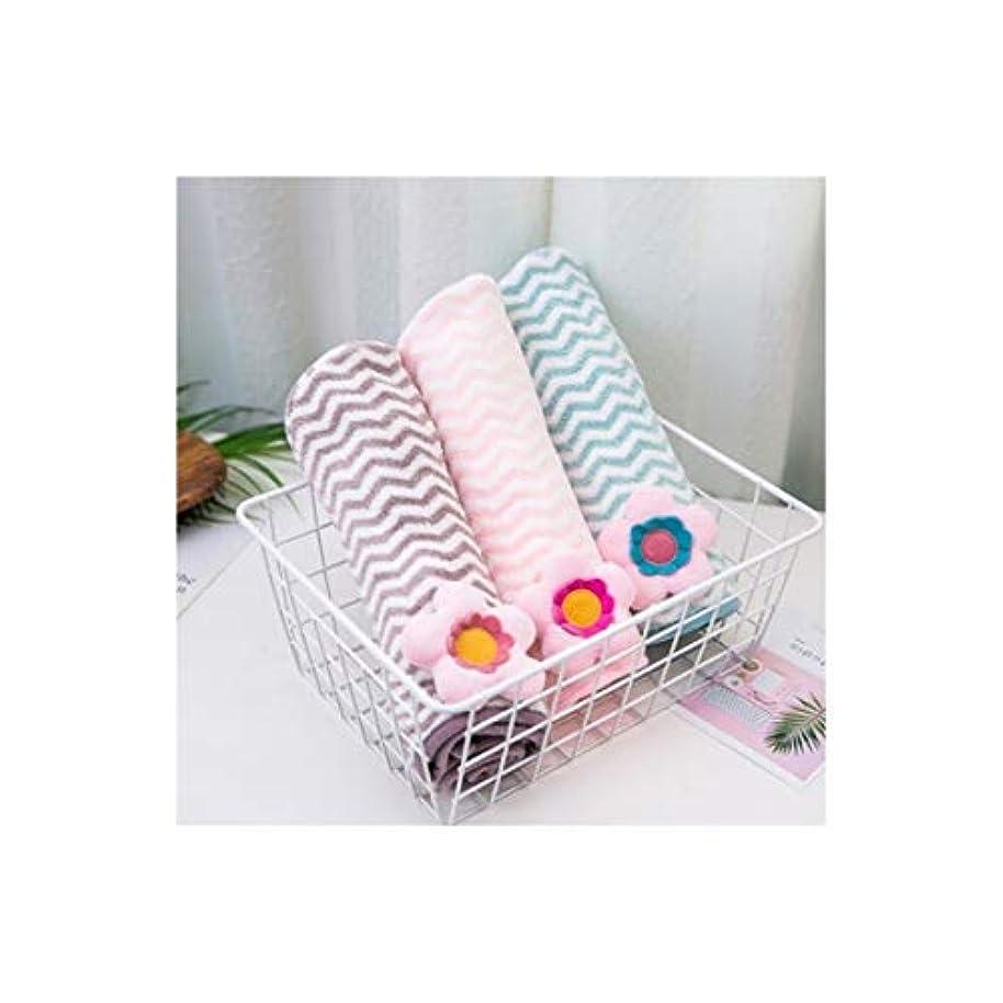 シャッター計算するピアノLBLMS シャワーキャップ、増粘剤、速乾性キャップ、シャンプー、リンス、タオル、シャワーキャップ、ピンク (Color : Pink blue gray)