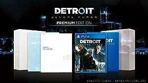 【PS4】Detroit: Become Human Premium Edition【早期購入特典】PS4用テーマ (封入) 【Amazon.co.jp限定】オリジナルPC壁紙 配信