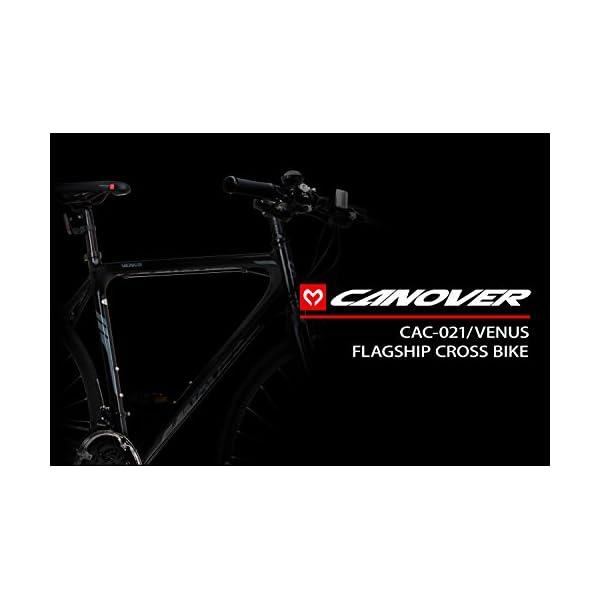 CANOVER(カノーバー) クロスバイク ...の紹介画像10