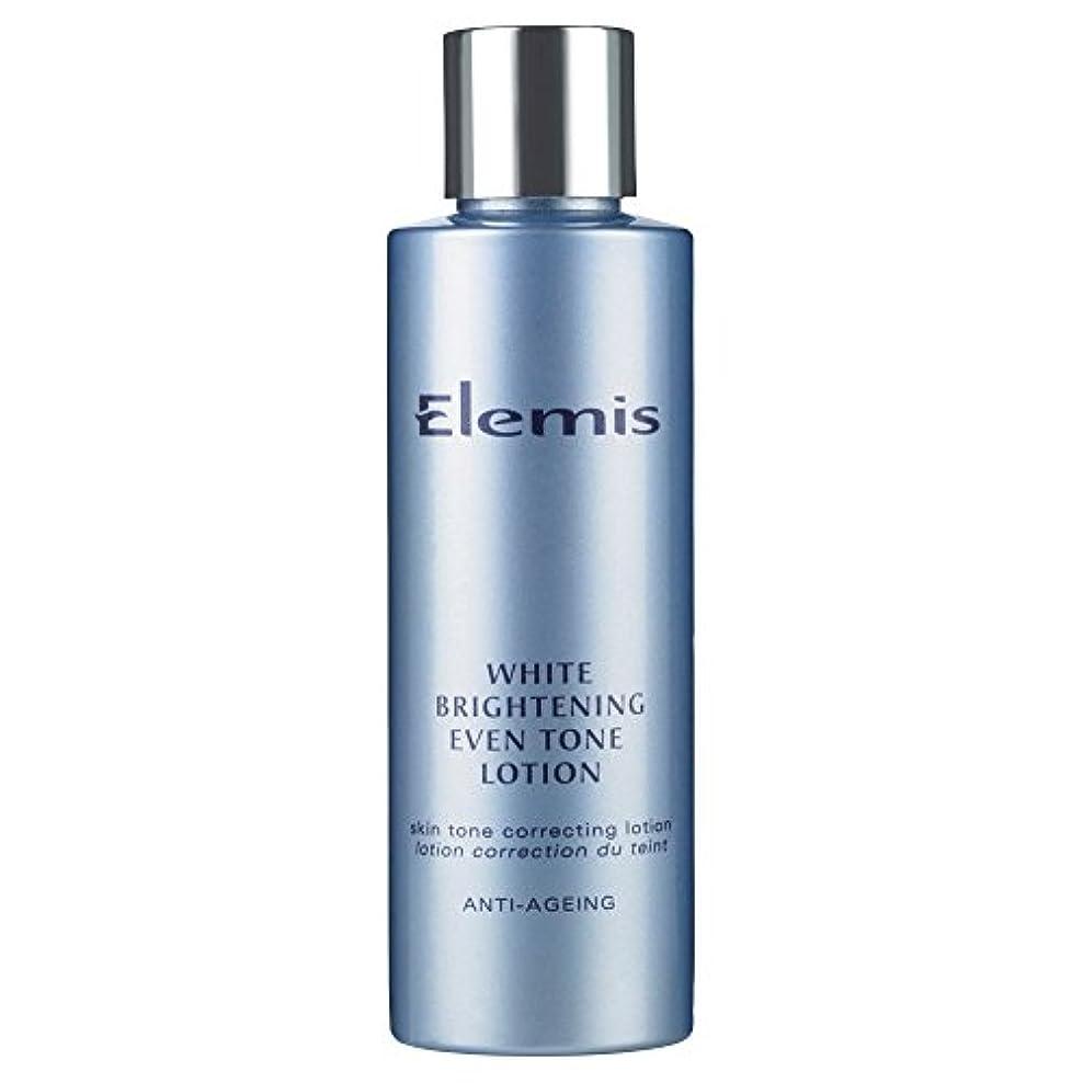 祖母電話乗り出すエレミス白い光沢さえトーンローション150ミリリットル (Elemis) - Elemis White Brightening Even Tone Lotion 150ml [並行輸入品]