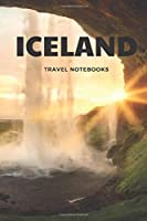 Iceland: Travel Notebook, Journal, Diary (110 Pages, Blank, 6 x 9)