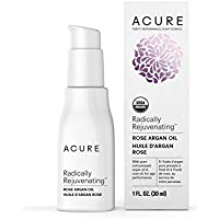 Acure Organics, Radically Rejuvenating, Rose Argan Oil, 1 fl oz ローズアルガンオイル (30 ml)