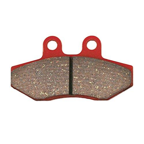 デイトナ 赤パッド セミメタルパッド 79852