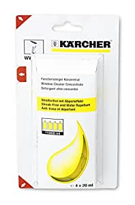 KARCHER(ケルヒャー) WV50プラス専用洗浄剤 6.295-302