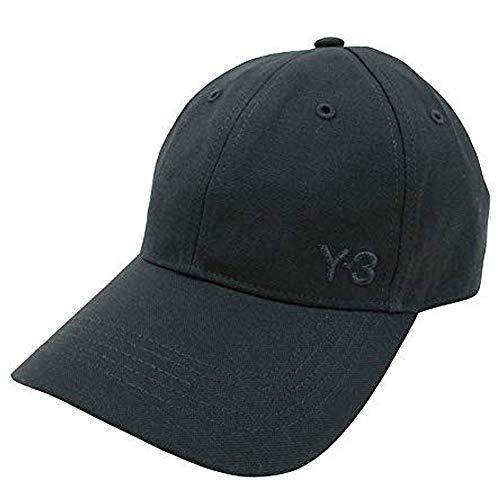 Y-3(ワイスリー)CAP(2019SS)キャップ(DZ8696)ブラック・黒