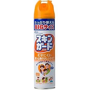 スキンガード 虫除け・忌避用品 大容量 エアゾールタイプ 250ml