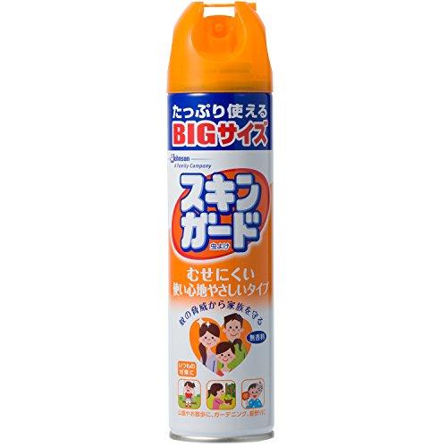 スキンガード 虫除け・忌避用品 大容量 エアゾールタイプ 2...