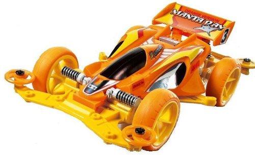 タミヤ 1/32 レーサーミニ四駆 特別限定モデル マンタレイJr. オレンジカラーバージョン