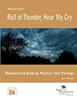 Roll of Thunder Hear My Cry Standardized Reading Practice Test Package [並行輸入品]