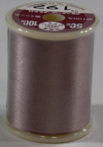 オリヅル絹ミシン糸  50番 100m  192