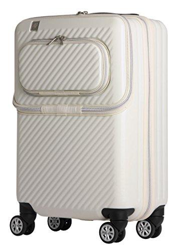 (レジェンドウォーカー) LegendWalker スーツケース 6024-48 48cm アイボリー