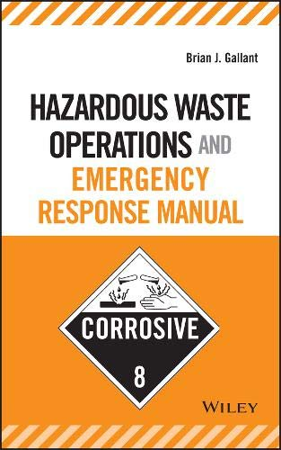 Download Hazardous Waste Operations and Emergency Response Manual 0471684007