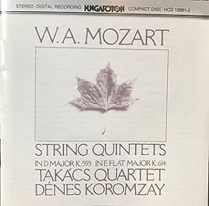 String Quintets 5 & 6
