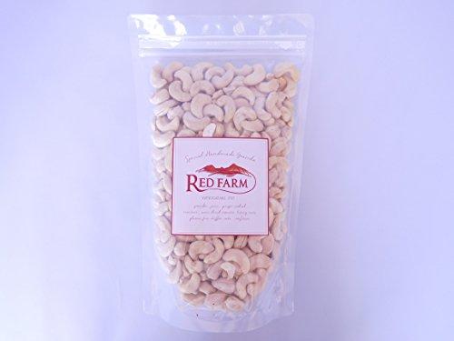 素焼きカシューナッツ 無塩・無添加 1kg (500g×2個)チャック付き酸化バリア包装