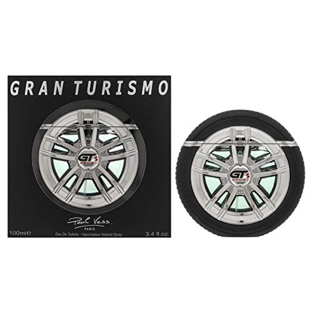 着実に過ちしかしながらGRAN TURISMO(グランツーリスモ) グランツーリスモ スポーツ オードトワレ 100mL