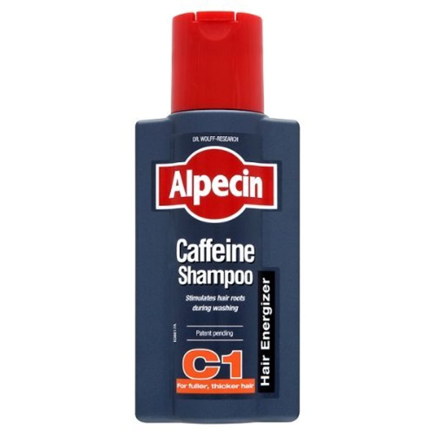 Alpecin Caffeine Hair Energizer Shampoo 250ml - Pack of 3 by ALPECIN [並行輸入品]