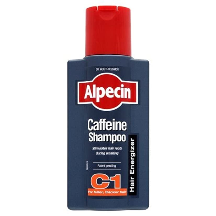 四面体広範囲に厚くするAlpecin Caffeine Hair Energizer Shampoo 250ml - Pack of 3 by ALPECIN [並行輸入品]