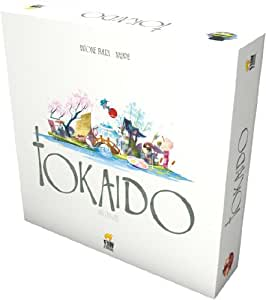 東海道 Tokaido ボードゲーム 芸者と老人と役人の珍道中 【並行輸入】