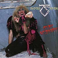 Stay Hungry by Twisted Sister (2011-09-27)