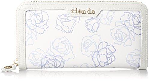 [リエンダ] 長財布 クリアーローズ r03505201