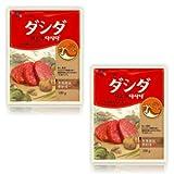 韓国の調味料 ダシダ 牛肉味だしの素 100g×2袋お試しセット