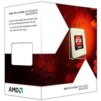 AMD  FX-Series AMD FX-4100 TDP 95W  3.6GHz×4 FD4100WMGUSBX