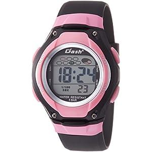 [アリアス]ALIAS 腕時計 デジタル DASH 5気圧防水 ウレタンベルト ピンク ADWW16033DJ6 メンズ