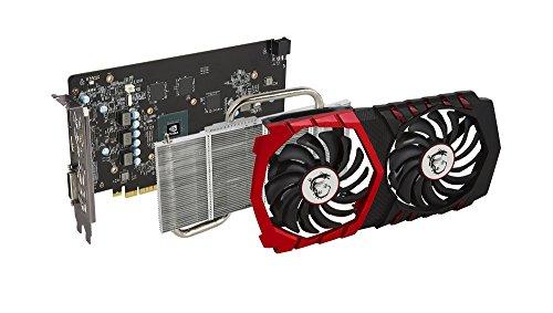 『MSI GeForce GTX 1050 Ti GAMING X 4G グラフィックスボード VD6190』の6枚目の画像