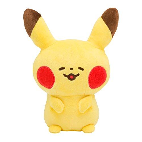 [해외]포켓몬 센터 오리지널 인형 Pokemon Yurutto 피카츄/Pokemon Center Original Plushie Pokemon Yurutto Pikachu