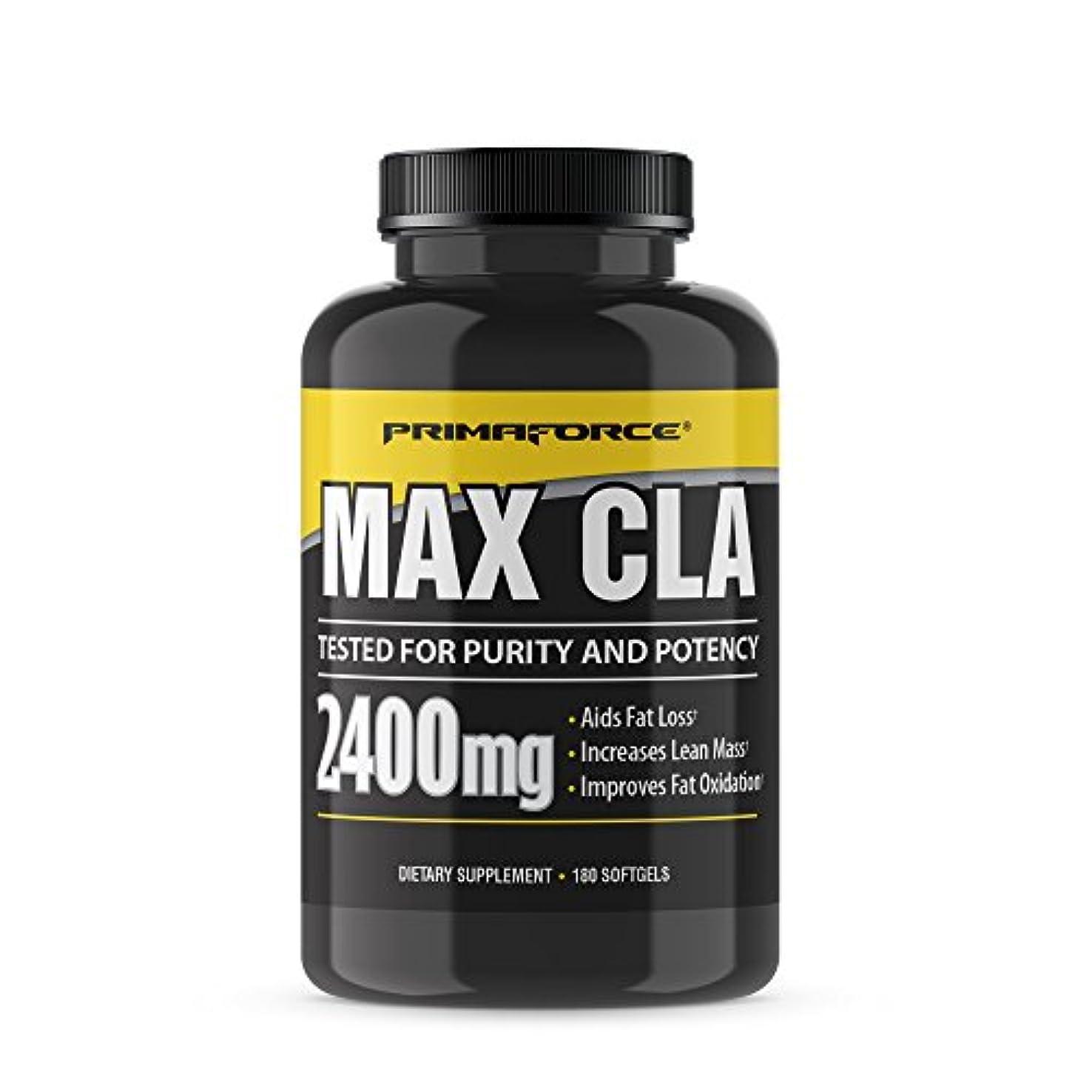 郵便屋さんバイパス花束Primaforce, Max CLA, 180 Softgels