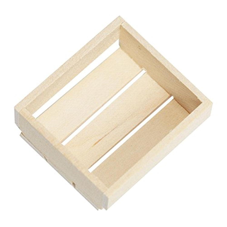 Nice Days(ナイス ディズ) 1/12 ドールハウス小物 ミニモデル 置物 ミニチュア フレーム 木製