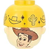ディズニーピクサー 「 トイ ストーリー 」 ウッディ(クレヨンタッチ) 汁椀・茶碗 セット 約300g SAN3078-1