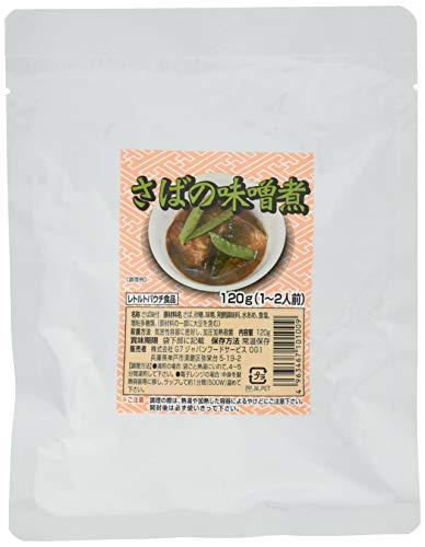 G7食品システム さばの味噌煮 120g