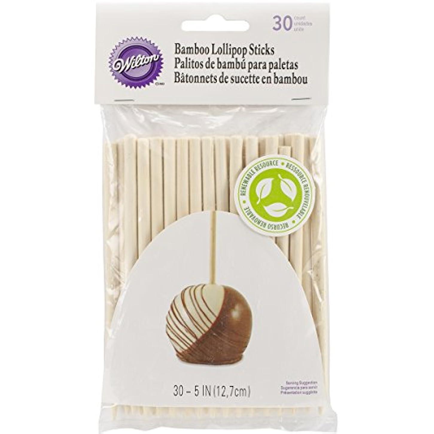 テザーオアシス宿泊竹Lollipop Sticks 5
