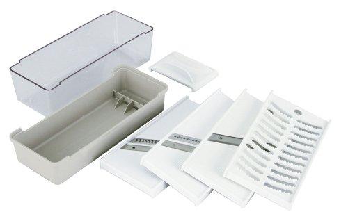 貝印 Cookfile 調理器セット 【スライサー ・ 千切り器 ・ ツマ切り器 ・おろし器】 DH-2293