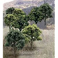 Ready Made Tree Value Deciduous (Set of 14) by Woodland Scenics