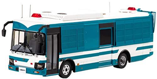 1/43 RAI'S いすゞ エルガミオ 2018 警察本部警備部機動隊大型人員輸送車両