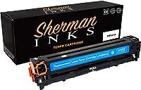 シャーマン シアン 互換トナーカートリッジ 交換用 プリンターモデル Canon 116 ImageClass MF8050Cn ImageClass MF8080Cw LBP 5050