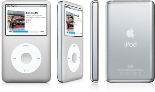Apple iPod classic 160GB シルバー MC293J/A