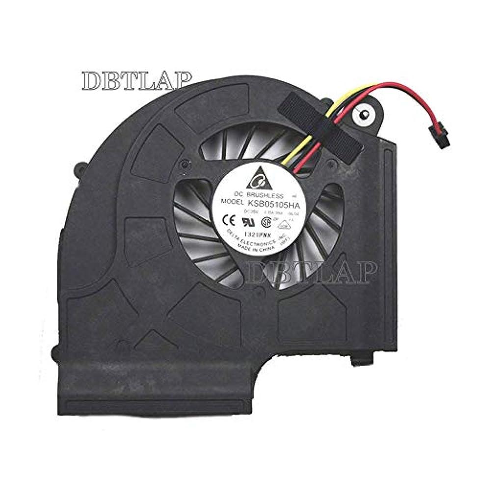 許さないサンダー混合DBTLAP 新 cpu ファン 用 HP Pavilion DV5-2000 dv5-2003xx dv5-2008ca dv5-2032la 冷却 ファン