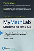MyLab Math - with Pearson eText - Standalone Access Card - for Using and Understanding Mathematics (6th Edition)【洋書】 [並行輸入品]