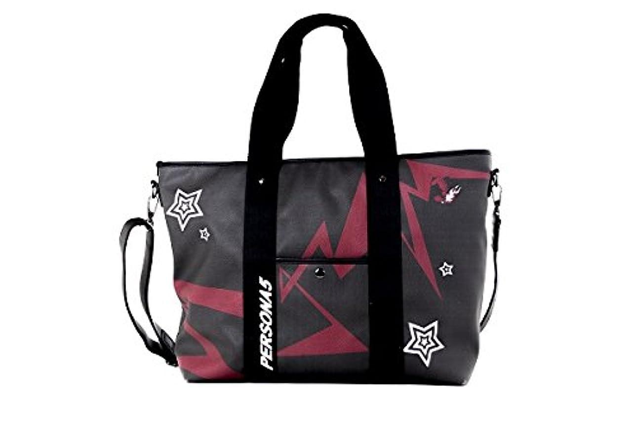 偶然の縫い目フォルダペルソナ5 イメージトートバッグ[怪盗デザインモデル]【グッズ】