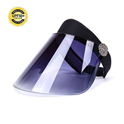 ACEON サンバイザー 日避け帽子 日焼け防止 紫外線対策 UVカット 美 容...