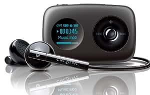 CREATIVE メモリプレーヤー ZEN STONE PLUS 2GB スピーカー内蔵モデル ブラック ZN-STPK2G-BK