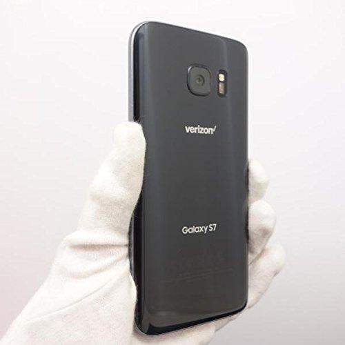 (SIMフリー) Samsung サムスン Galaxy S7 Edge Dual G935FD (Dual デュアル SIM) (並行輸入品) (32GB, ブラック)