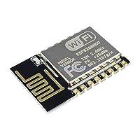 5 ピース ESP8266 ESP-12E ESP12E ESP-12 リモートシリアルポート無線 Lan ワイヤレスモジュール 3.3 ボルトワイヤレストランシーバ Arduino のための完全な