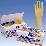 【使い捨てグローブ】ドクターハンド デンタル(歯科用手袋 左右別・立体グローブ パウダーフリー) / 7.0サイズ / 1箱(25双入り)